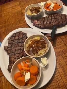 Ribeye Dinner